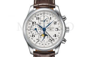 męski zegarek Longines - francuska elegancja