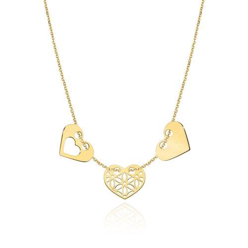 Łańcuszki złote damskie – jak wybrać idealny naszyjnik?